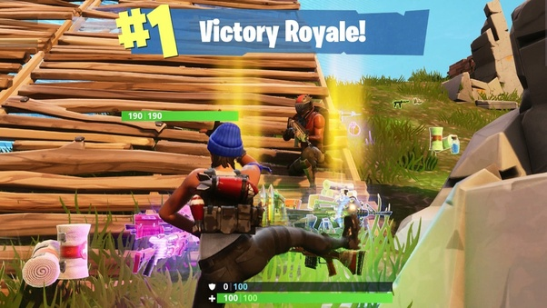 How to get a Victory Royale on Fortnite - Quora
