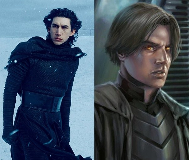 Jacen Syndulla And Rey Fanfiction