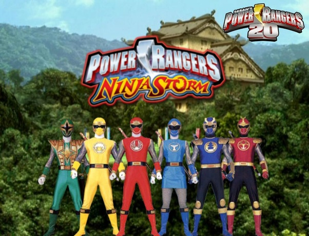 power rangers ninja storm episode 1 free download