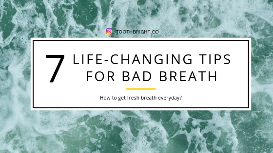 Is there a way to self diagnose bad breath? - Quora