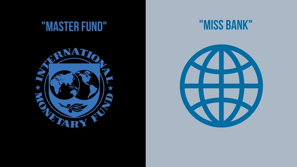 short note on imf and world bank