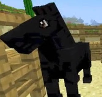 What color/patterned horse is the rarest in Minecraft? - Quora