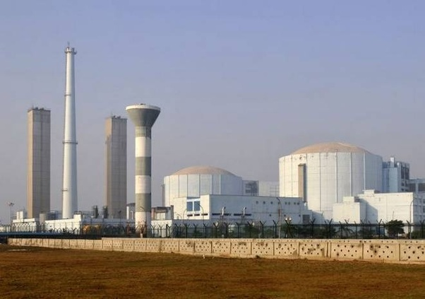 Which is the first nuclear power plant in India? - Quora