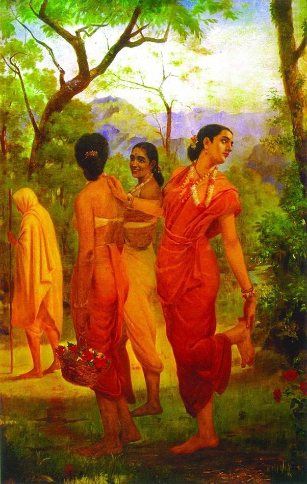 Modern Day Oil Paintings Of Women