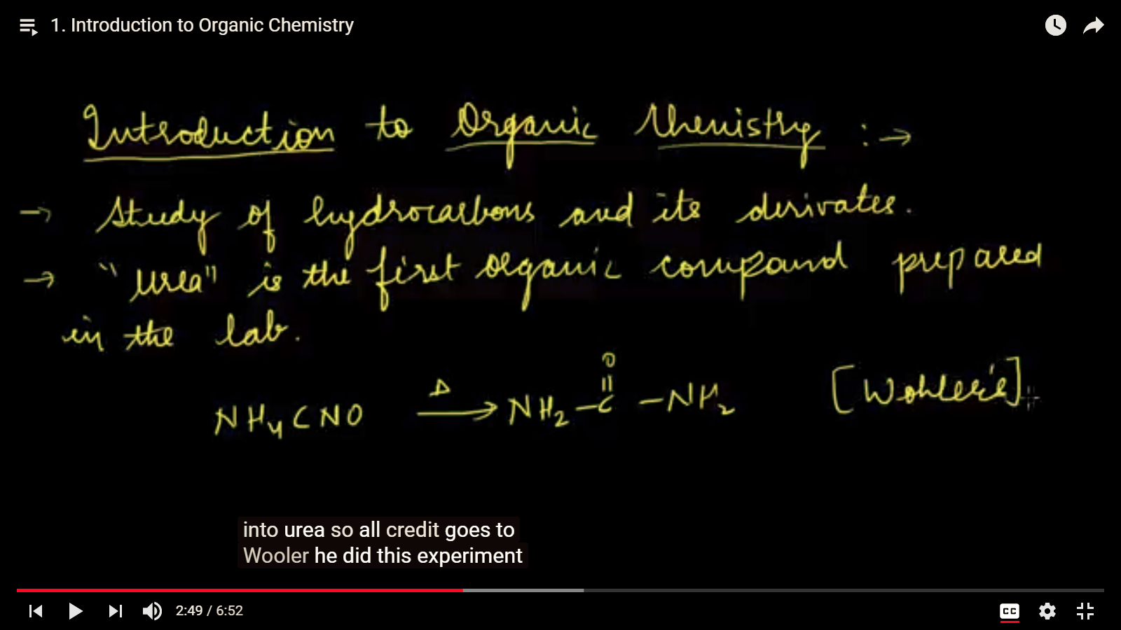 Can anyone share organic chemistry notes for IIT JEE? - Quora