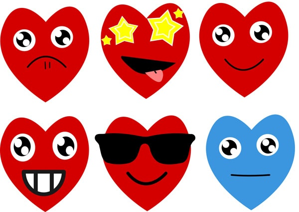 Do guys send a red heart emoji to their guy friends? - Quora