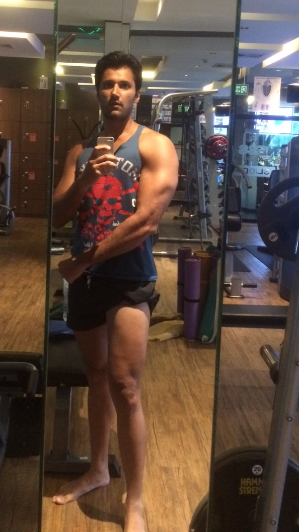 Can anyone show me their skinny to muscular legs transformation? - Quora