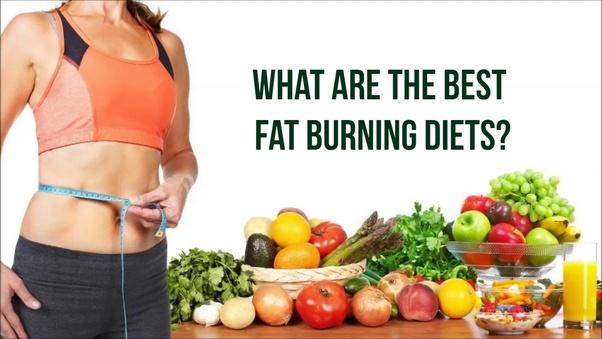 Best fat burning diet