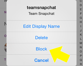How to get someones number from snapchat