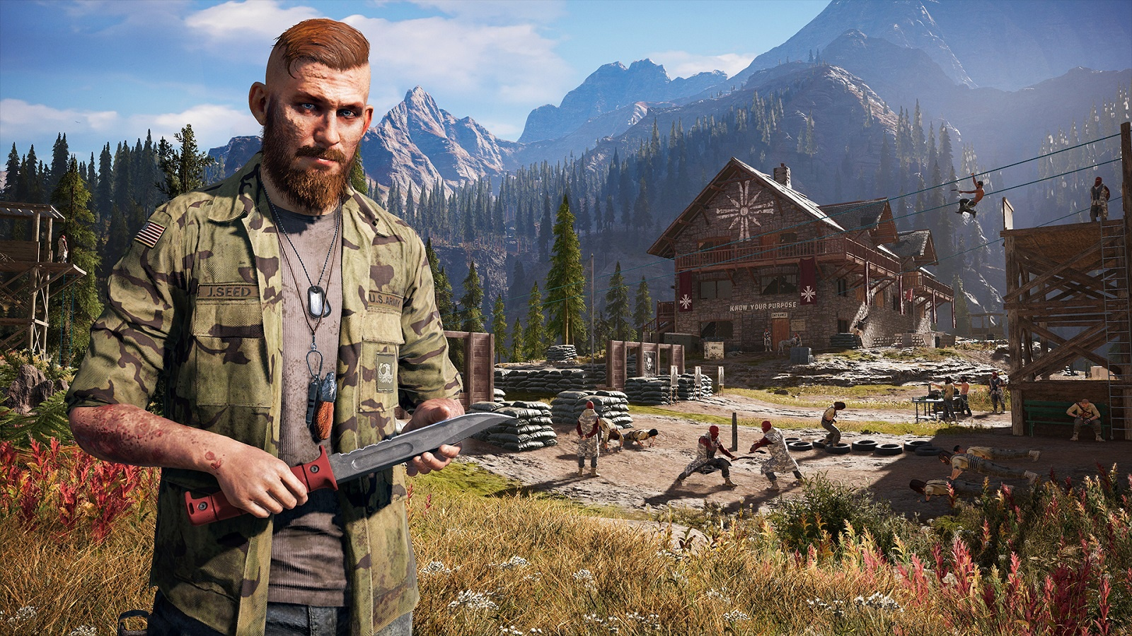 Is Far Cry 5 Related To The Previous Far Cry Games If Yes Will I Be Able To Understand The Whole Story Quora