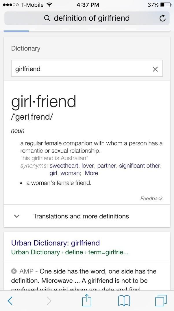 Companion definition relationship