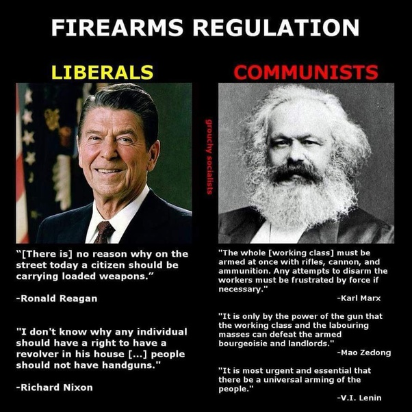 Marxists, should the worker be armed? - Quora