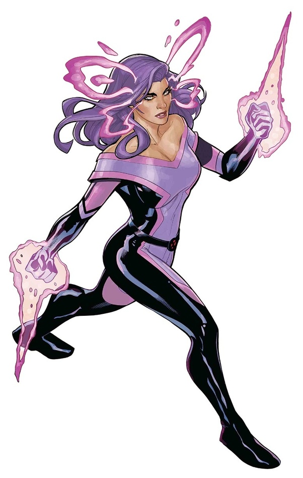 How Many Female Comic Book Characters Have Purple Hair Quora