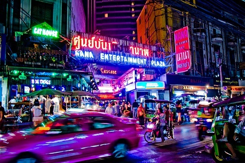 How to get laid in bangkok