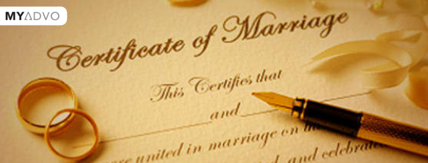 What Are The Procedures To Get A Marriage Certificate From