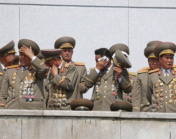Why Do North Korean Generals Have So Many Medals Quora