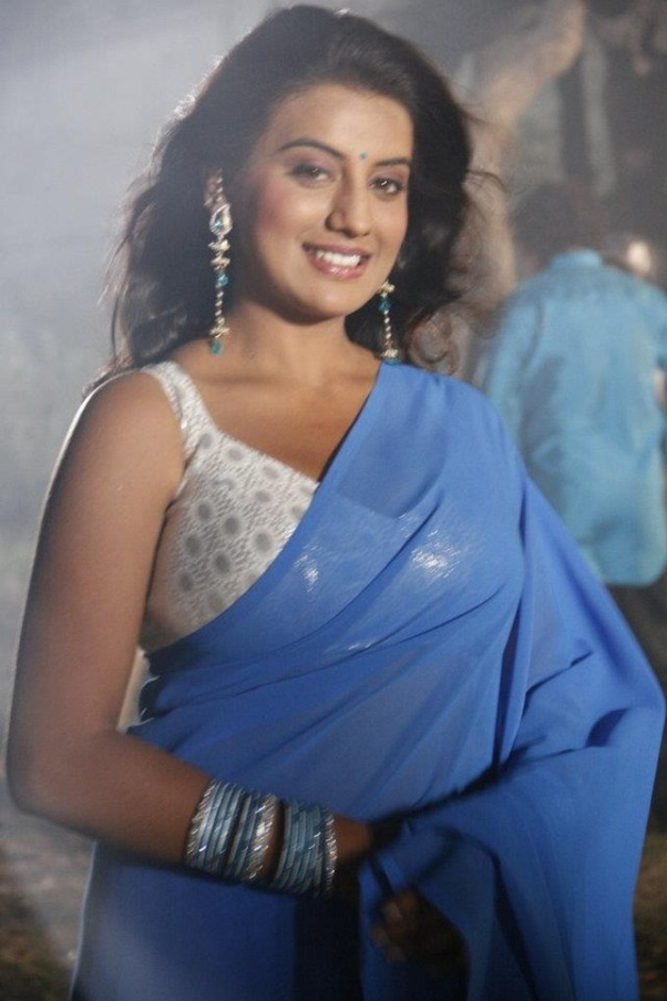 Who is the most famous actress in bhojpuri films? - Quora
