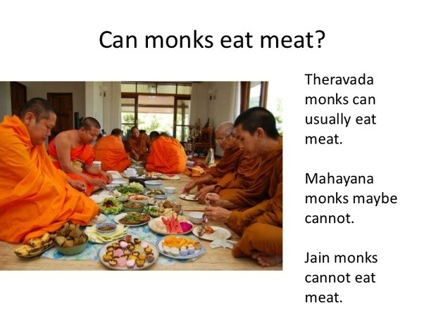 Buddhist What Foods Do Buddhists Eat