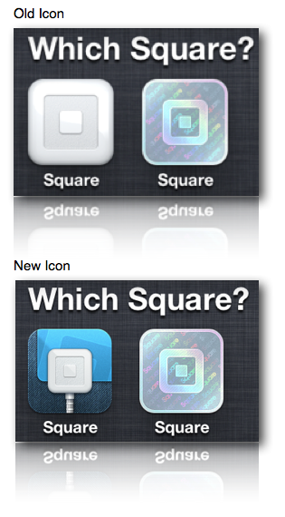 Why did Square change its iPhone icon Quora