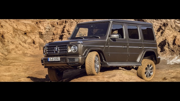 Mercedes Benz Make More Rugged Vehicles