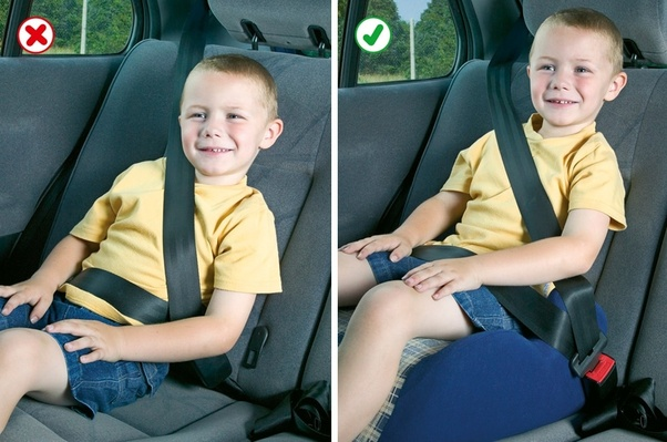 Marvelous By What Age Should Your Kid Stop Using A Car Seat Quora Dailytribune Chair Design For Home Dailytribuneorg
