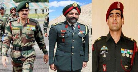 What are the different uniforms of Indian army? - Quora