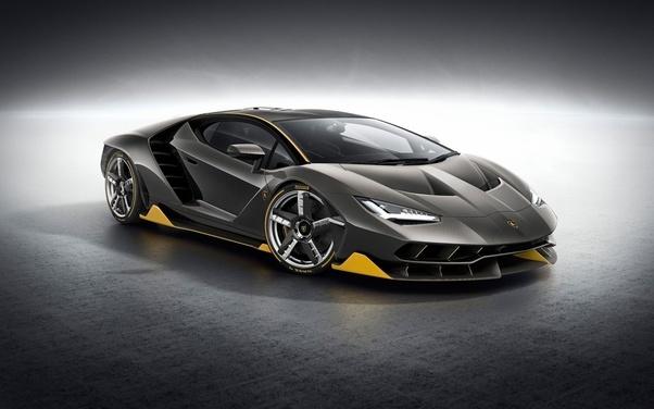 Which Is Better Bugatti Chiron Or The Lamborghini