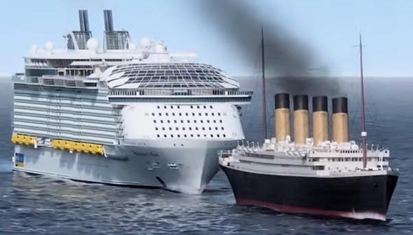 Fue El Titanic El Barco Más Grande Quora