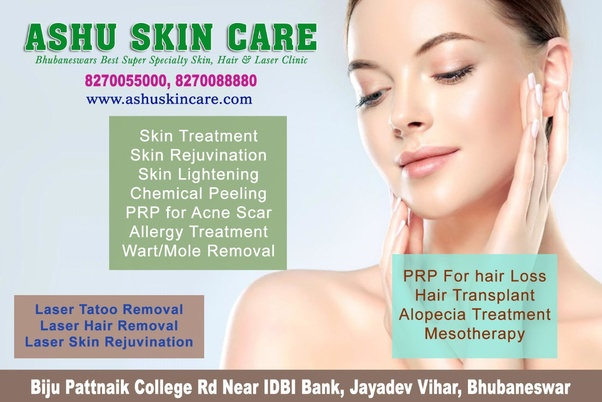 Which is the best skin clinic in Bhubaneswar? - Quora