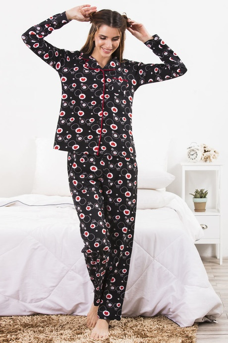 4af4af2a140c These are the most common and comfortable nightwear ones to sleep within. I  mostly wear nightwear made of cotton material as Cotton is extremely  breathable ...