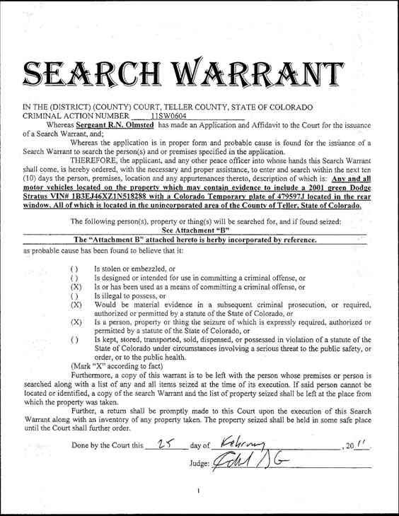 What Should I Do If I Have A Bench Warrant U0026 An Arrest Warrant?