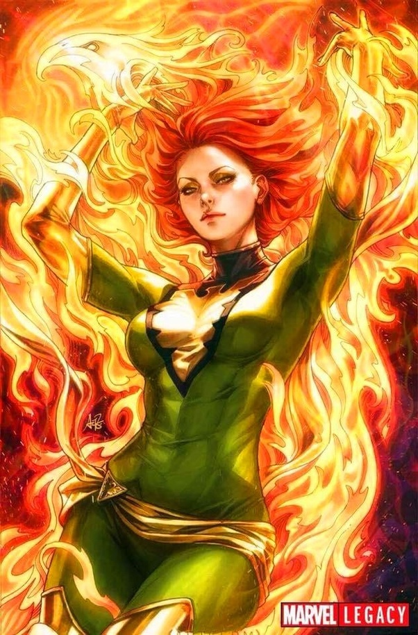 Who is the most powerful female Marvel superhero? - Quora