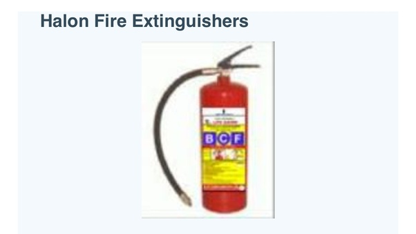 Does inhaling the chemical inside the fire extinguisher affect