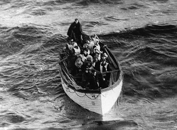 Image result for All the engineers aboard the Titanic died only because they stayed on till the end to keep the ship's power running