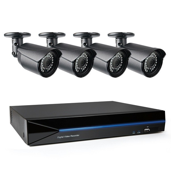 How much would it cost to install CCTV Camera at home in Bangalore ...