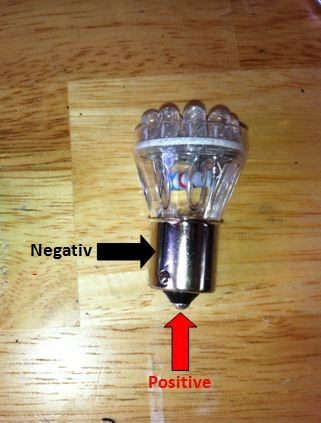 In A Light Bulb, The Bulge Sticking Out At The Bottom Is The Positive  Connection, While The Metal Casing Is The Negative Connection.
