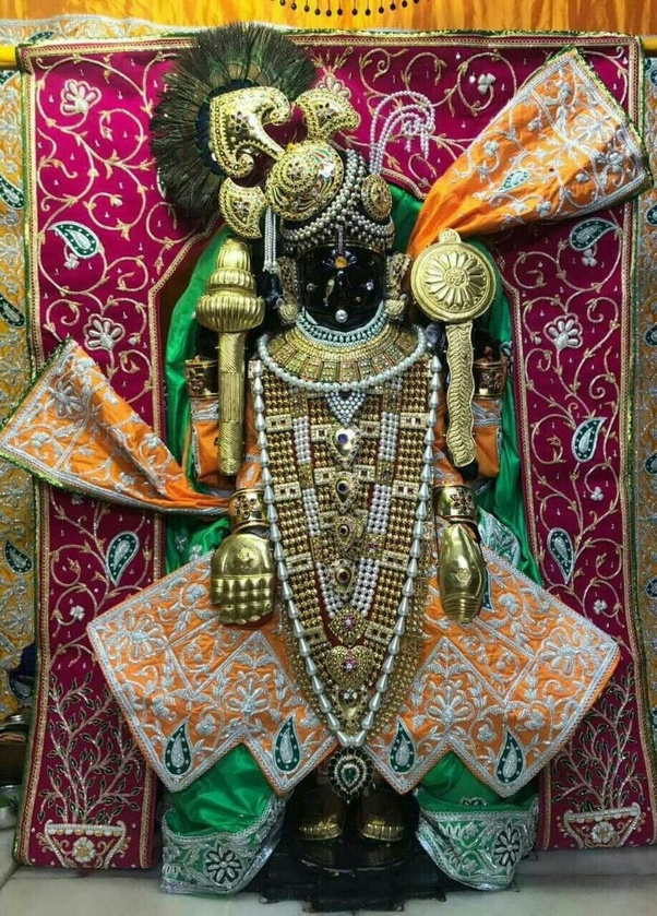 What happened to Radha after Krishna died, and why did Krishna never