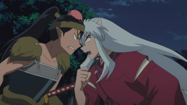 What Makes Inuyasha A Better Match For Kagome Than Koga In Inuyasha