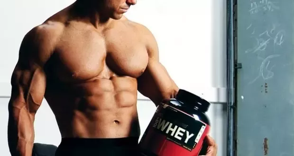 31399b1acba ... whey is undoubtedly the safer option. It is the considered the ultimate muscle  building protein powder and it helps in gaining muscle in a healthy way.