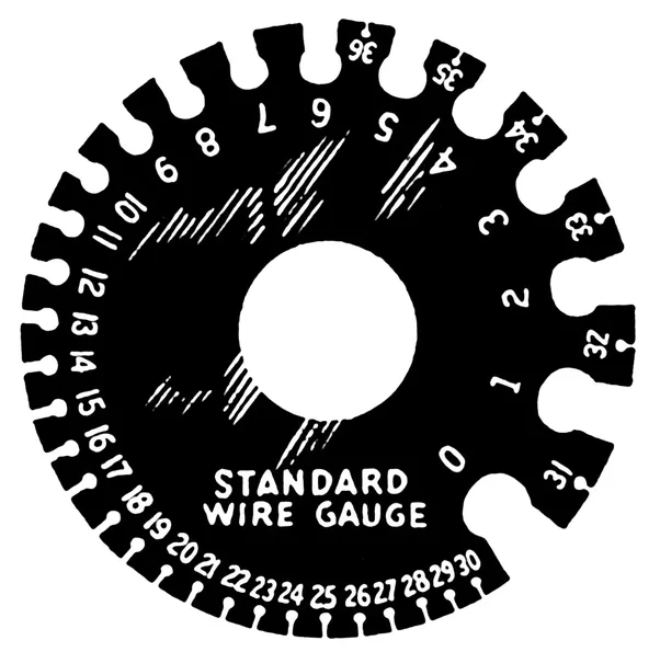 What does 720 wire mean in electrical engineering quora while the denominator corresponds to the diameter of the wire in swg standard wire gauge swg 20 corresponds to a wire of diameter 0914 mm greentooth