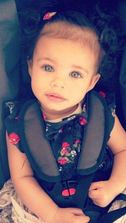Why do people say mixed race children are cute? - Quora Cute Mixed Baby Boy With Blue Eyes