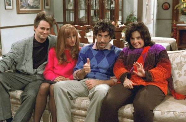1 the one with all the thanksgivings - Best Friends Christmas Episodes