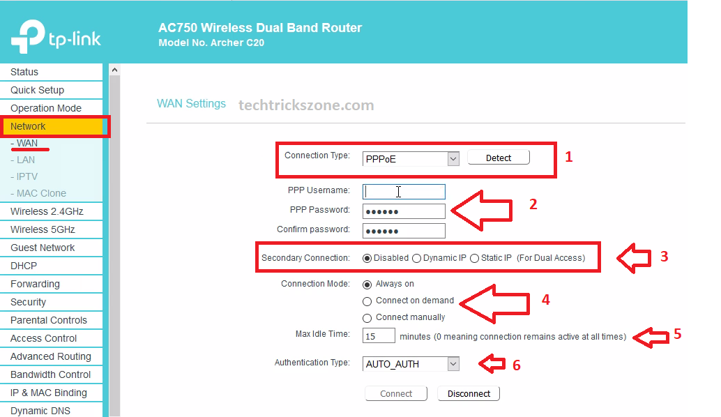 How to configure a TP-LINK router using PPPoE - Quora