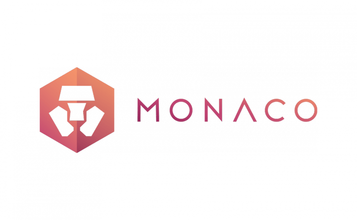 monaco cryptocurrency price chart