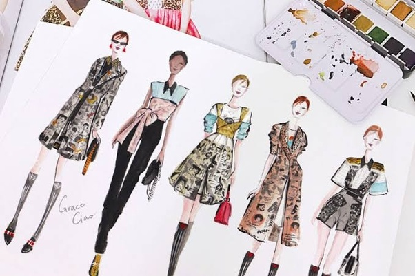 What Is Fashion Illustration Quora