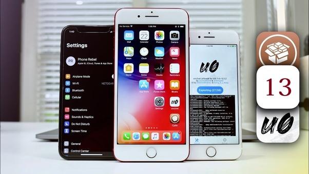 How to jailbreak iOS 13 - Quora