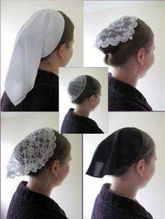 How do Mennonite women dress? - Quora