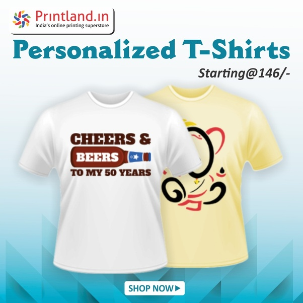 3c0cc8f6193 What are the best sites to buy custom and branded t-shirts in India ...