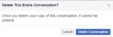 How to delete multiple messages on Facebook Messenger - Quora