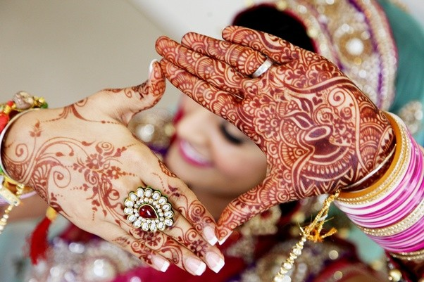 Mehndi Ceremony Wiki : Is mehndi only done for a bride s wedding day are there other
